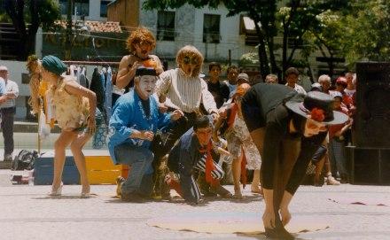 """""""Mingau de concreto"""" foi encenada pela primeira vez em 1996. (FOTO: Divulgação)"""
