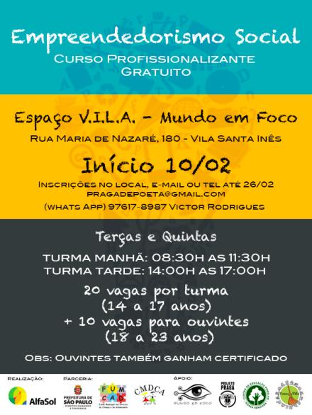 09022014Empreendedorismo Social